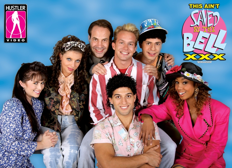 This Ain't Saved By the Bell XXX Cast
