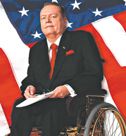 Larry Flynt calls for National strike