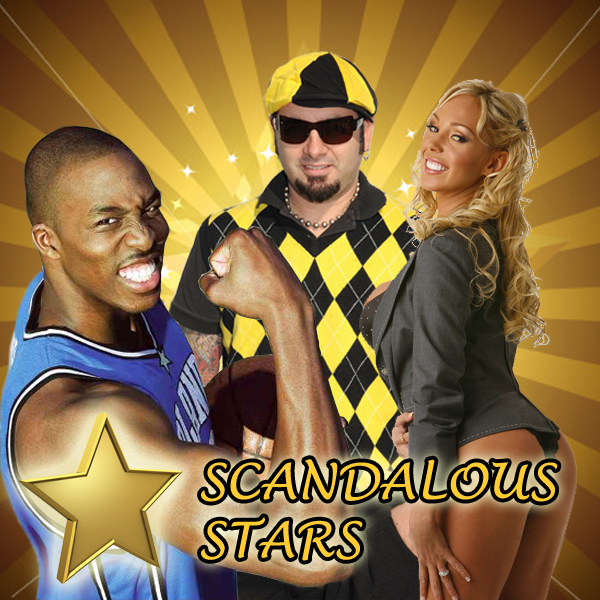 Scandlous Stars