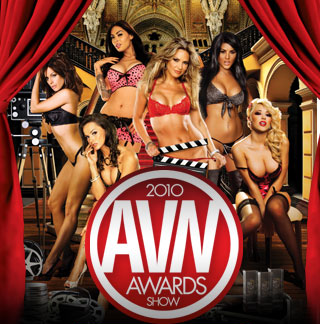 2010 AVN Award Winners