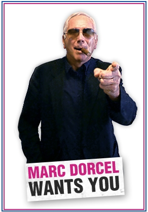 Marc Dorcel Launches MyDorcel.com