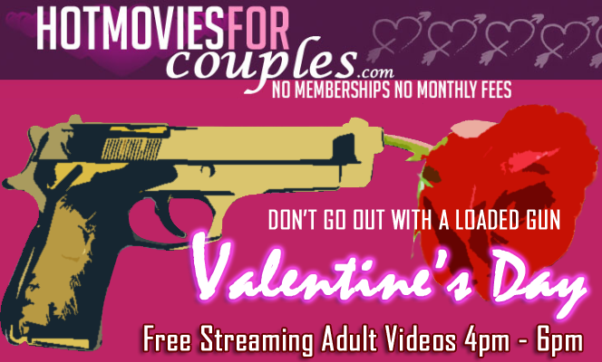 HotMovies.com Valentines Day Free Porn Offer