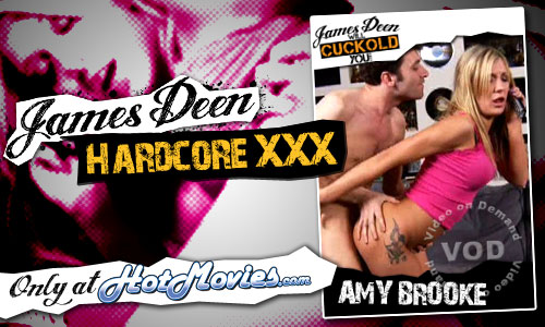 James Deen Will Cuckold You Amy Brooke