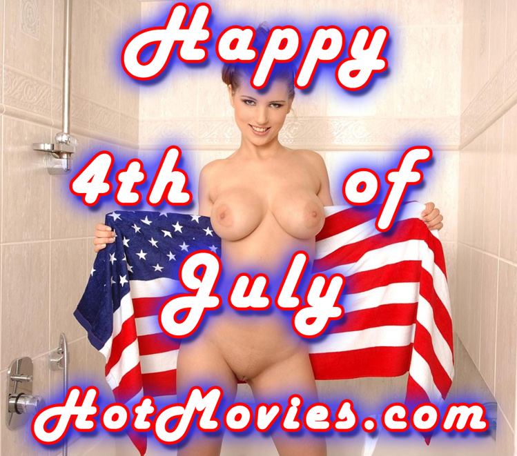 Happy 4th of July 2011 from HotMovies.com