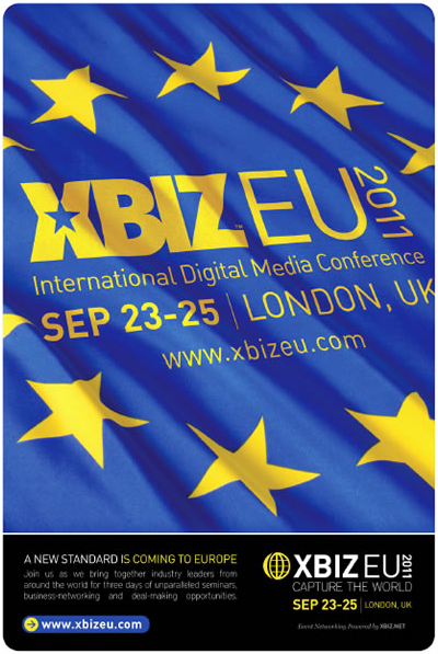 XBIZ EU 2011
