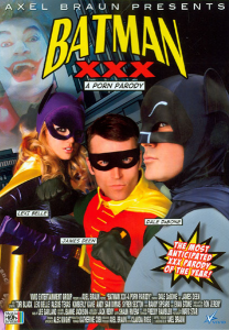 Halloween Costume Porn Parody - Batman XXX A Porn Parody