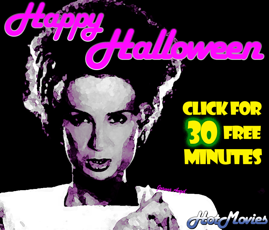 HotMovies Free Porn Minutes Halloween Treat