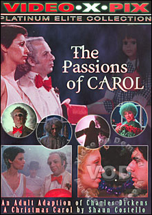 Chistmas Porn - The Passions of Carol