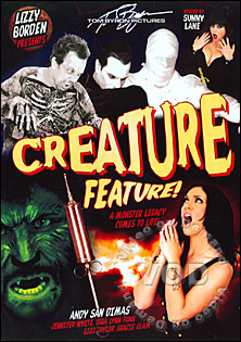 Tom Byron Pictures - Creature Feature