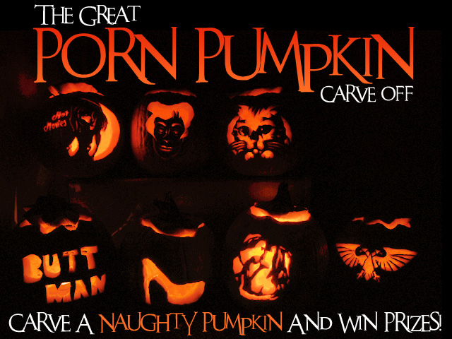 The Great Pumpkin Carve-Off 2012