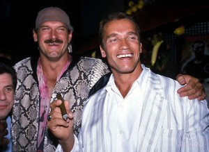 arnold schwarzenegger jesse ventura