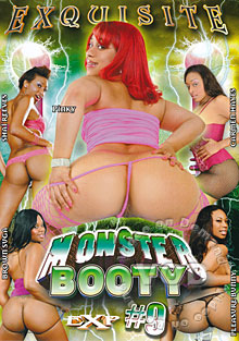 Pinky in Monster Booty 9