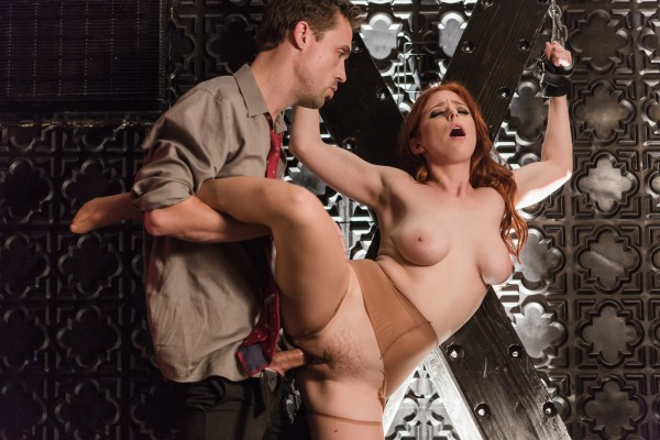 Penny Pax and Richie Calhoun in Boundaries